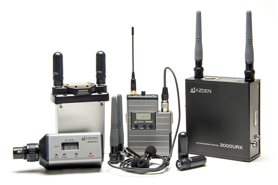 2000bt 2000 Series Uhf Body Pack Transmitter